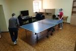 Stalo teniso turnyras Lukiškių tardymo izoliatoriuje-kalėjime