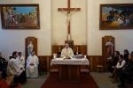 Lukiškių tardymo izoliatoriaus-kalėjimo koplyčioje Šv. Mišias aukojo kardinolas A. J. Bačkis