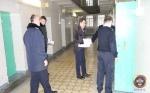 Lietuvos Respublikos Seimo nario Petro Gražulio vizitas Lukiškių tardymo izoliatoriuje-kalėjime