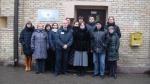 Lietuvos ypatingojo archyvo darbuotojų vizitas kalėjime