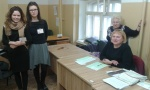 Lukiškių tardymo izoliatoriuje-kalėjime įvyko II turo išankstinis balsavimas
