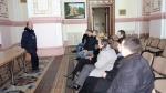 Lukiškių tardymo izoliatoriuje-kalėjime lankėsi Vilniaus apskrities vyriausiojo policijos komisariato pareigūnai